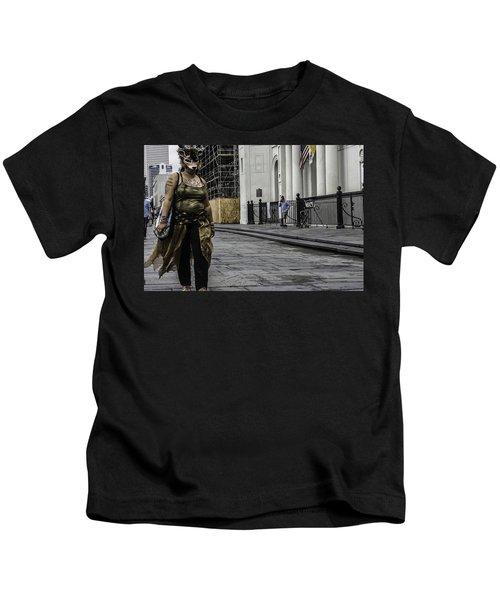 Foxy Lady, New Orleans, Louisiana Kids T-Shirt