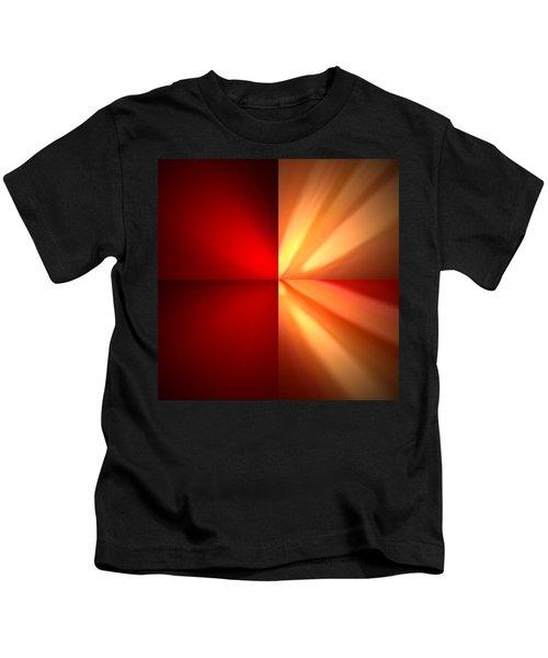 Fractal 6 Kids T-Shirt