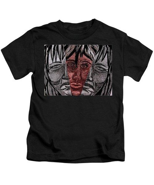 Fractured Kids T-Shirt