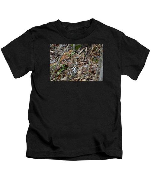 Framed Rugr Kids T-Shirt