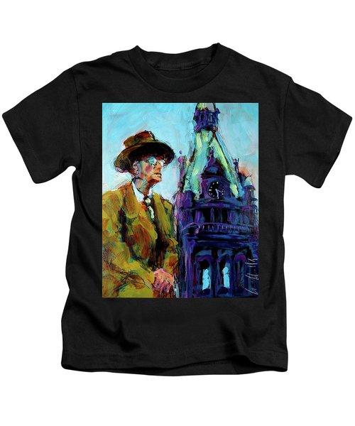 Frank Zeidler Kids T-Shirt
