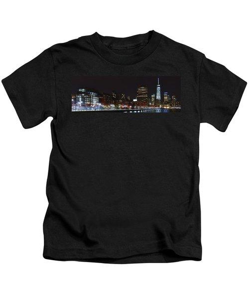 Freedom Skyline Kids T-Shirt