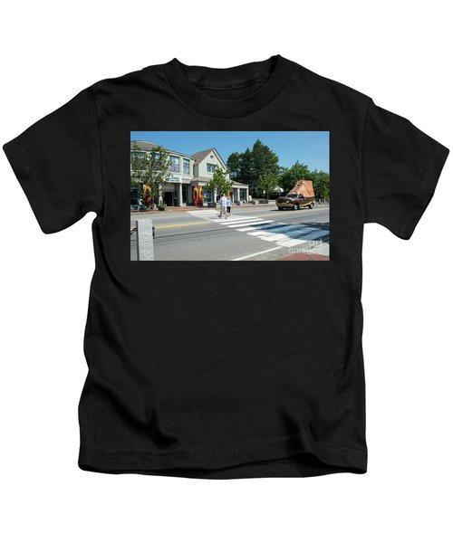 Freeport, Maine #130398 Kids T-Shirt
