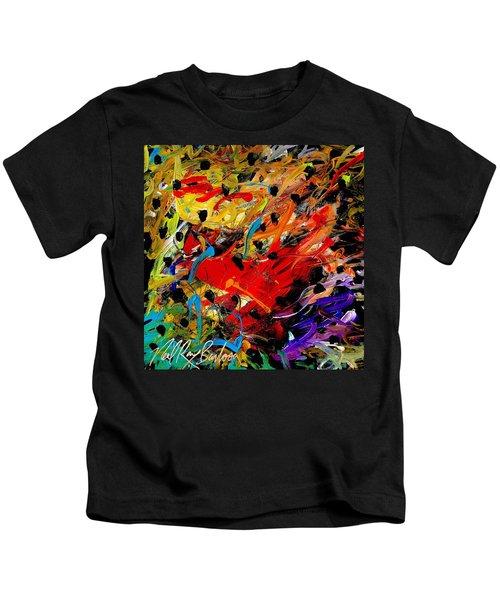 Friends Of The Praying Mantise Kids T-Shirt