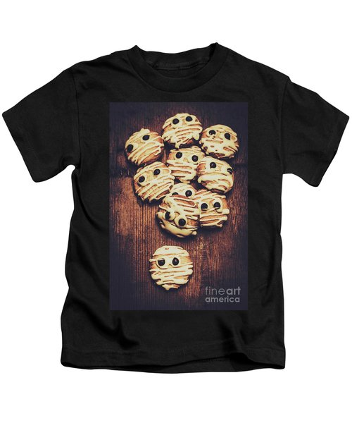 Fright Night Party Baking Kids T-Shirt
