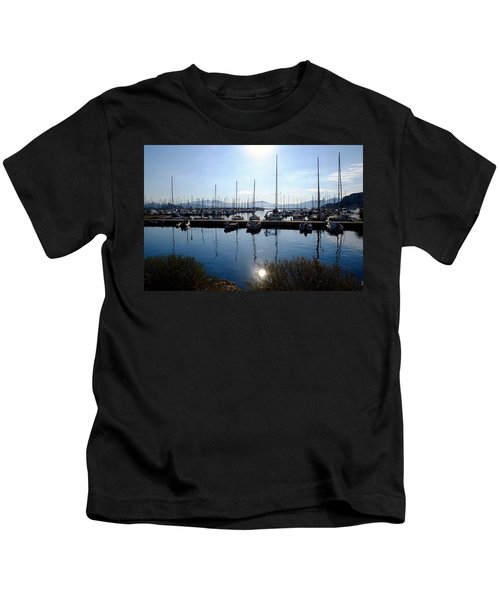Frioul Island Sailing Resort Kids T-Shirt