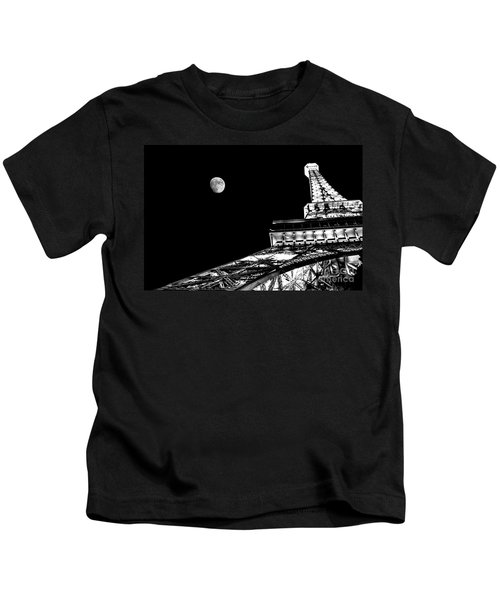 From Paris With Love Kids T-Shirt