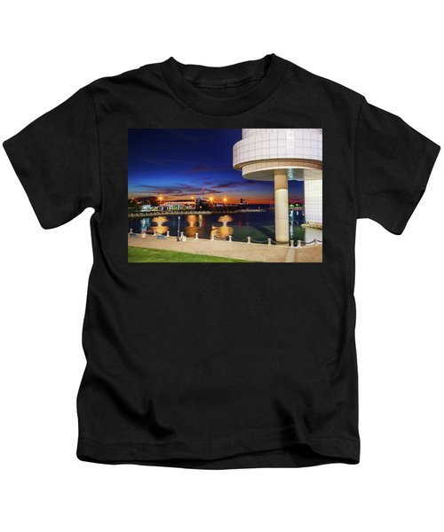 From The Rock Hall Kids T-Shirt