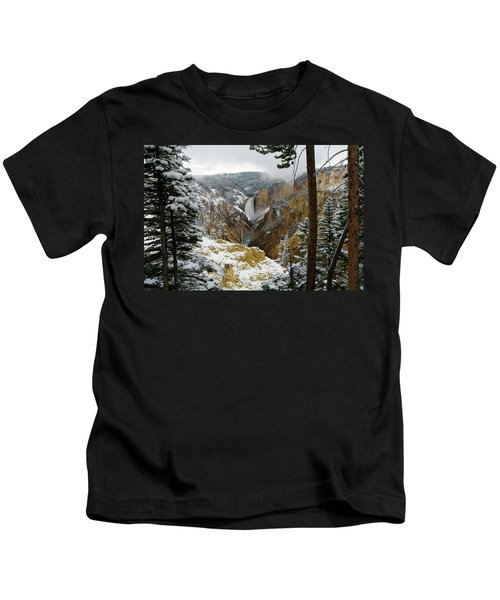 Frosted Canyon Kids T-Shirt