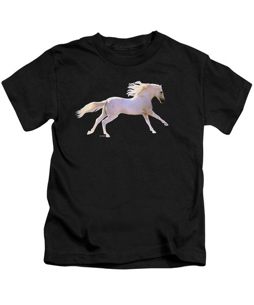 Frosty Turnout Kids T-Shirt