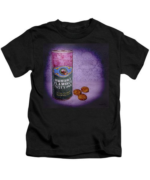 Ftf Can And Coins Kids T-Shirt