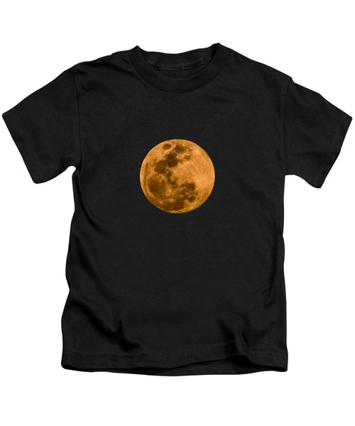 Full Moon 2  Kids T-Shirt