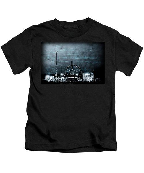 Fun In The Dark - Jersey Shore Kids T-Shirt