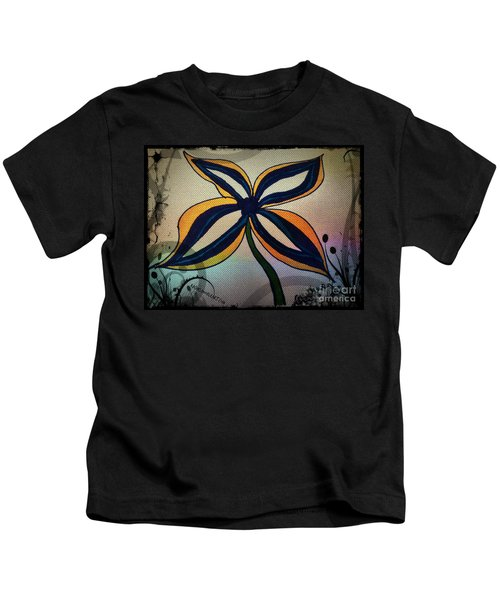 Funky Flower Kids T-Shirt