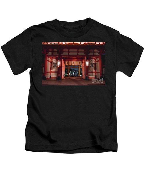 Fushimi Inari Taisha, Kyoto Japan 2 Kids T-Shirt
