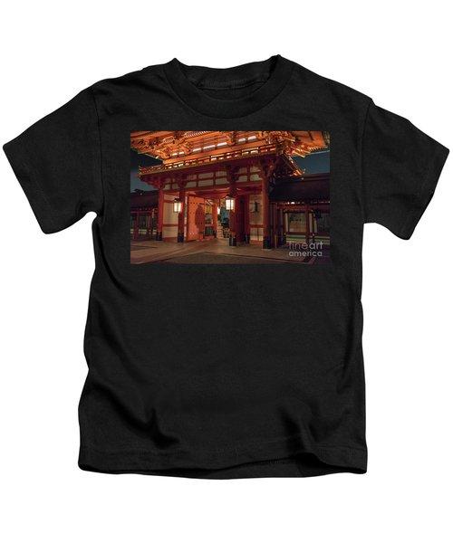 Fushimi Inari Taisha, Kyoto Japan Kids T-Shirt