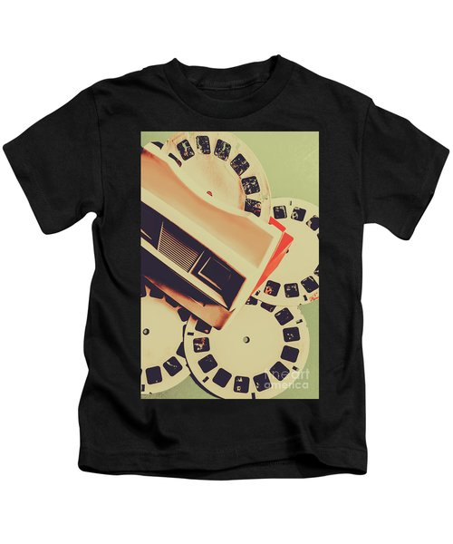 Gadgets Of Nostalgia Kids T-Shirt