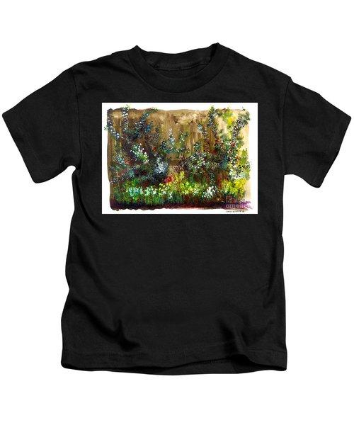 Garden Fence Kids T-Shirt