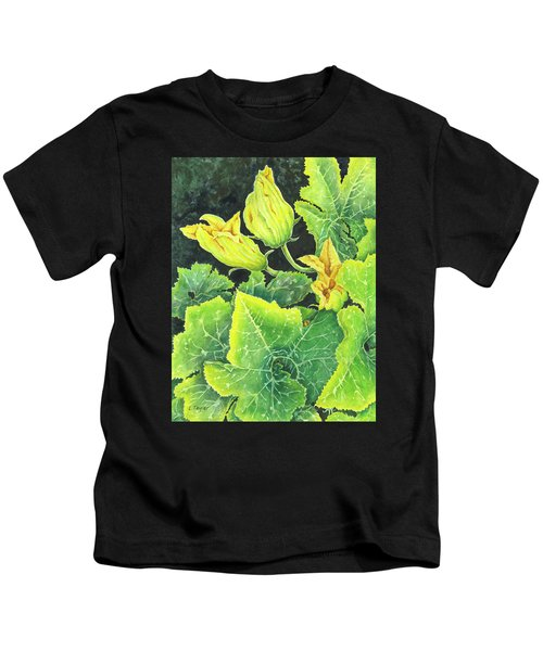 Garden Glow Kids T-Shirt