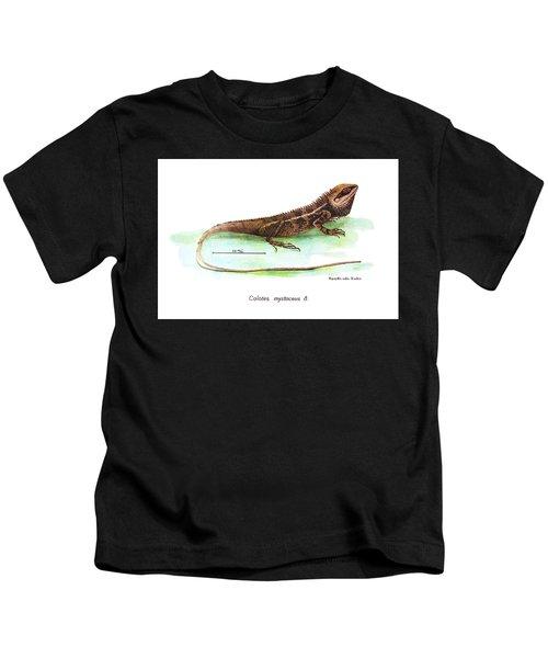 Garden Lizard Kids T-Shirt