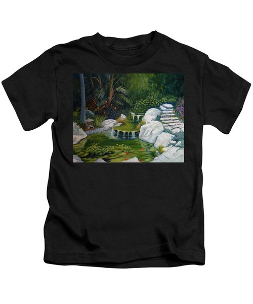 Garden Retreat Kids T-Shirt