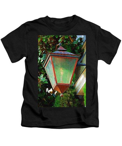 Gas Lantern Kids T-Shirt