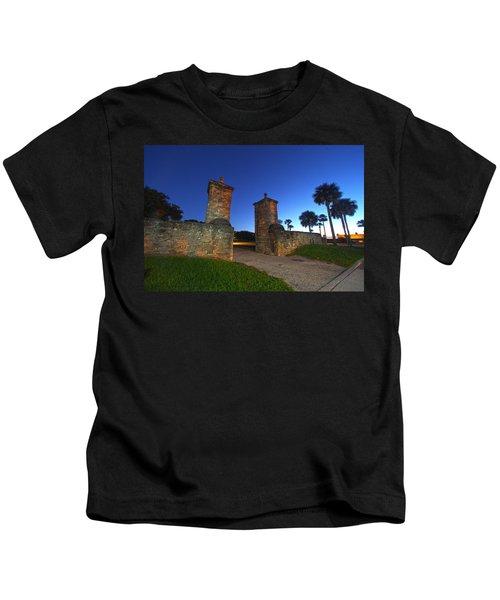 Gates Of The City Kids T-Shirt