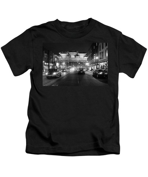 Gateway To Chinatown Kids T-Shirt