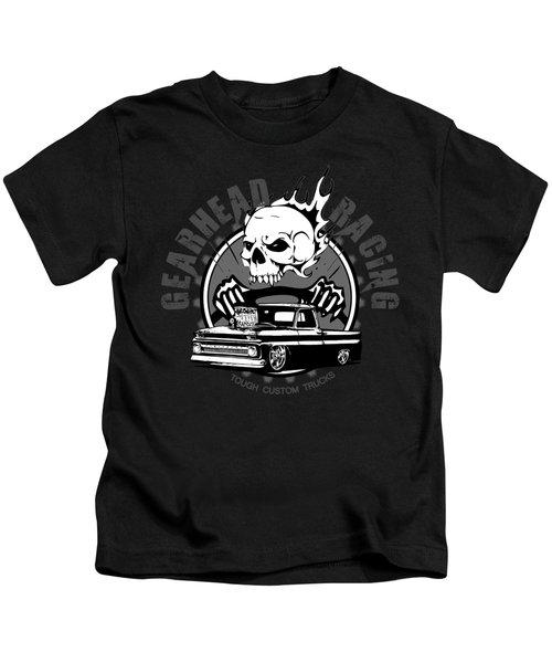 Gearhead Racing Kids T-Shirt