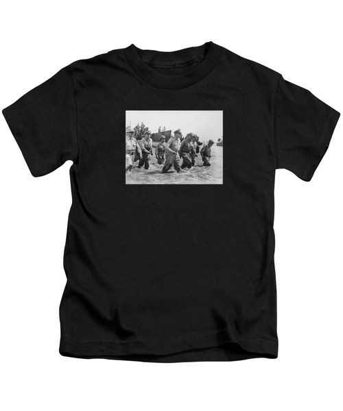 General Douglas Macarthur Returns Kids T-Shirt