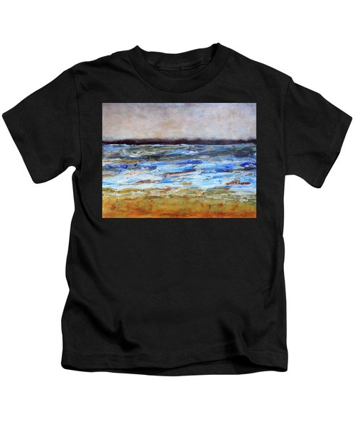 Generations Abstract Landscape Kids T-Shirt