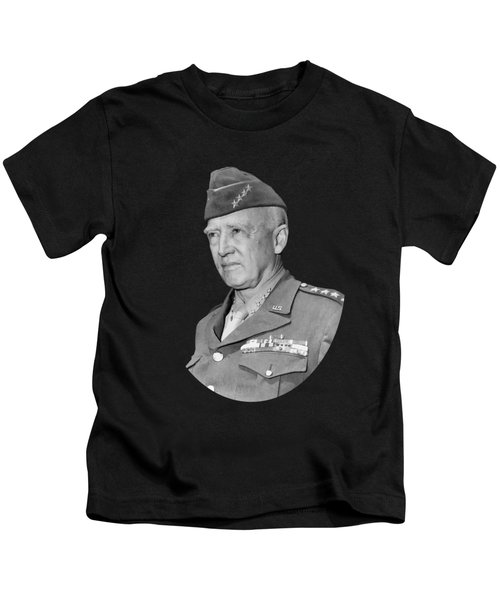 George S. Patton Kids T-Shirt