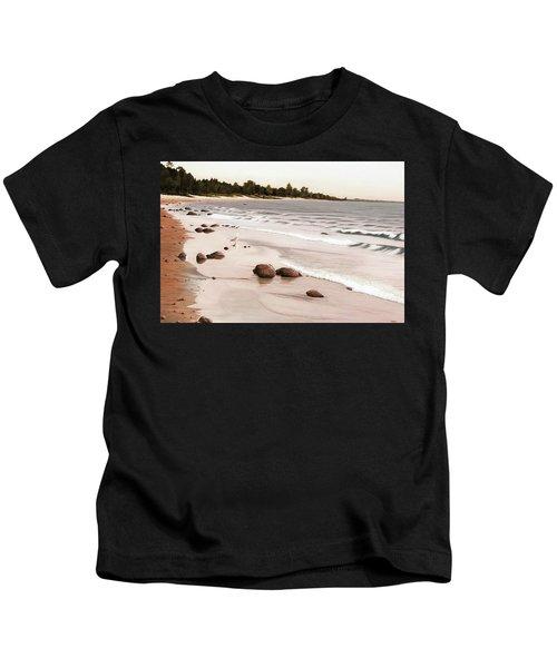 Georgian Bay Beach Kids T-Shirt