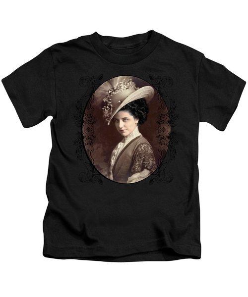Geraldine Farrar Kids T-Shirt