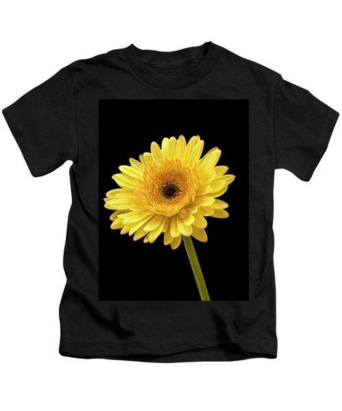 Gerbera Portrait Kids T-Shirt