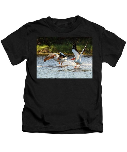 Getting Airborne Kids T-Shirt