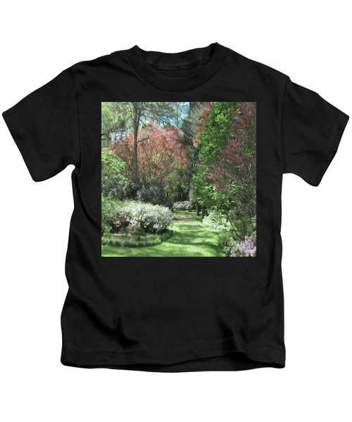 Getting Lost In A Day Dream Kids T-Shirt