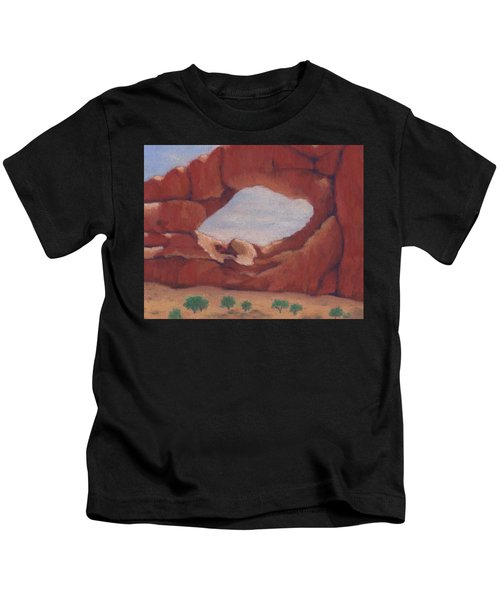 Giant Window Kids T-Shirt