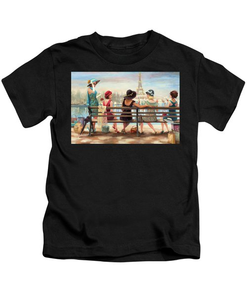 Girls Day Out Kids T-Shirt