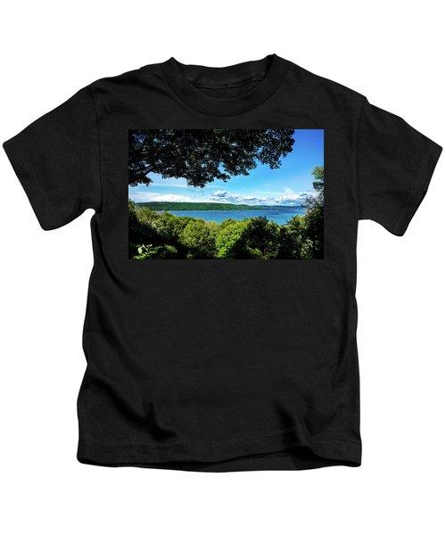Glen Lake Kids T-Shirt