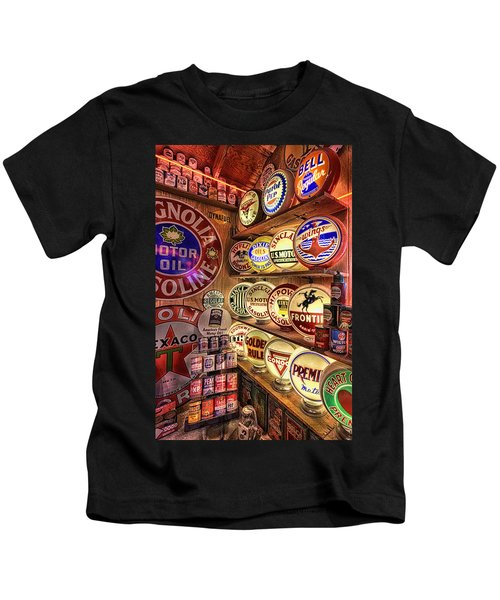 Globes Of The Past Kids T-Shirt