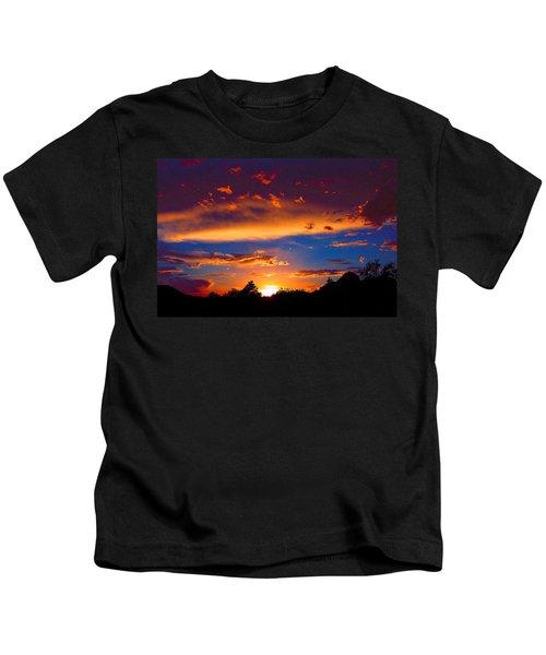 Glorious Sunset Kids T-Shirt