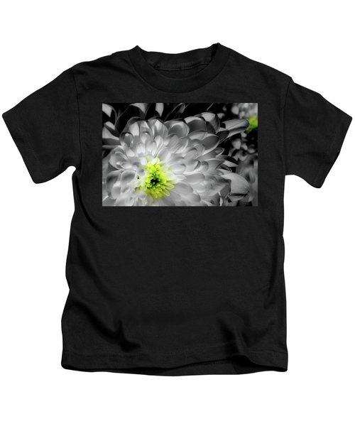 Glowing Heart Kids T-Shirt