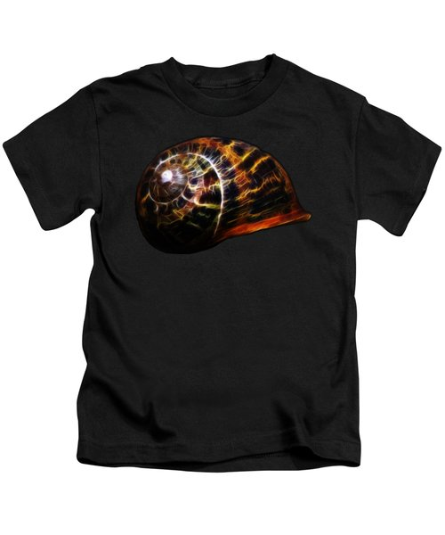 Glowing Shell Kids T-Shirt