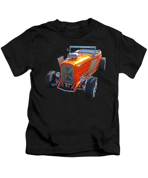 Go Orange Kids T-Shirt