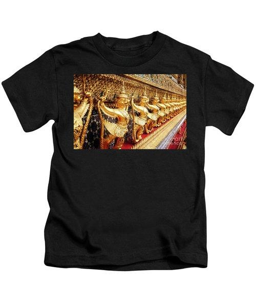 Gods And Demons Kids T-Shirt