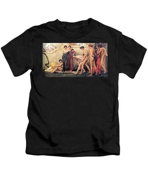 Gods At Play Kids T-Shirt