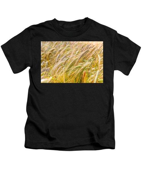 Golden Barley. Kids T-Shirt