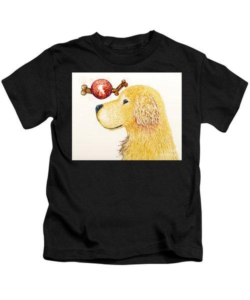 Golden Dreams Kids T-Shirt