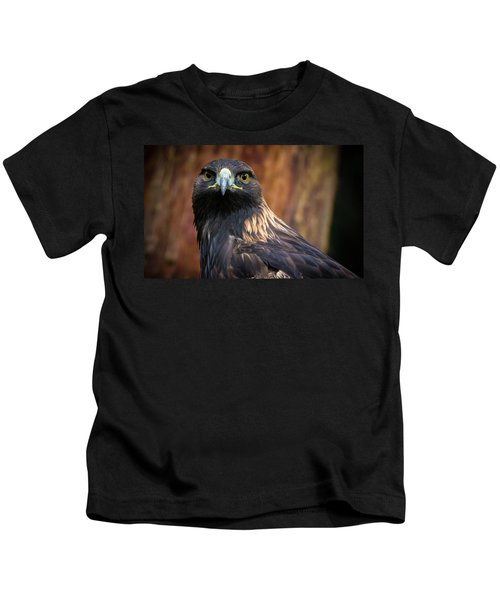 Golden Eagle 1 Kids T-Shirt